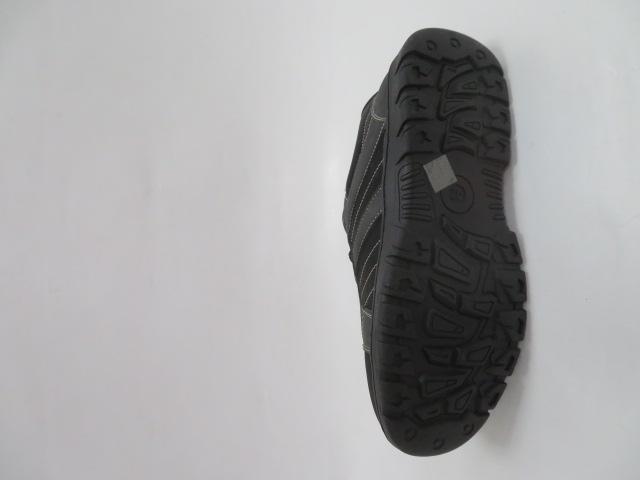 Buty Sportowe Męskie 702-3, Grey/Black, 40-46 3