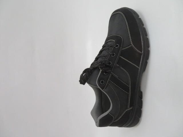 Buty Sportowe Męskie 703-3, Grey/Black, 40-46