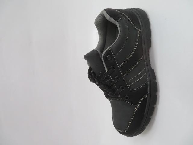 Buty Sportowe Męskie 701-3, Grey/Black, 40-46