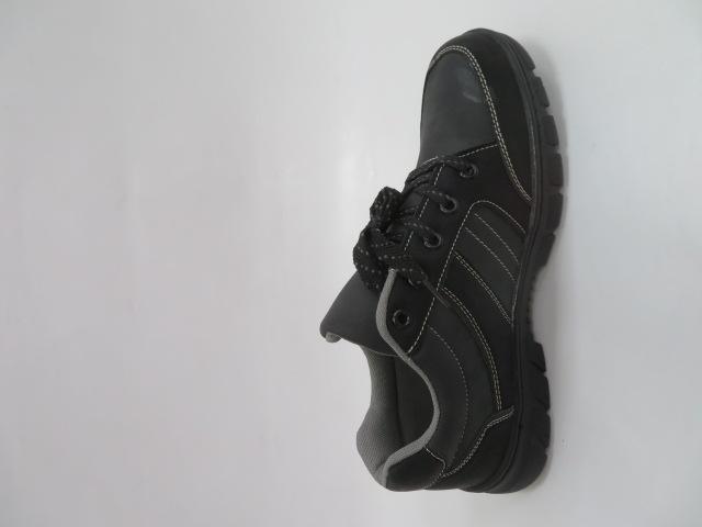 Buty Sportowe Męskie 701-3, Grey/Black, 40-46 2