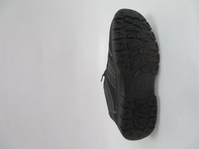 Buty Sportowe Męskie 701-3, Grey/Black, 40-46 3