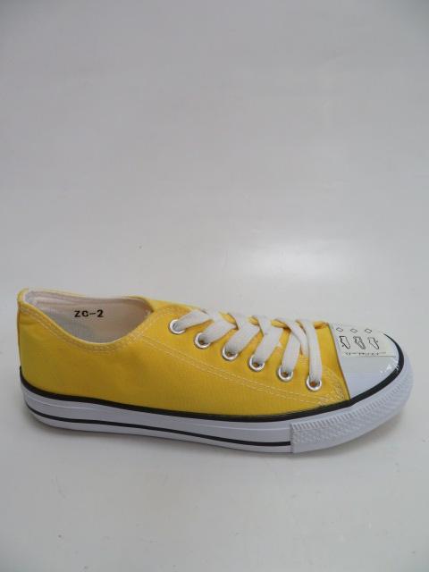 Trampki Damskie FZC-2, Yellow, 36-41