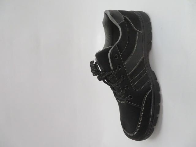 Buty Sportowe Męskie 701-1, Black/Grey, 40-46 2