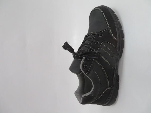 Buty Sportowe Męskie 701-13, Grey/Black, 40-46