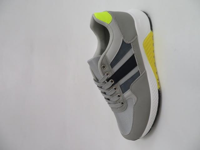 Buty Sportowe Męskie FAB-46, Grey, 40-45