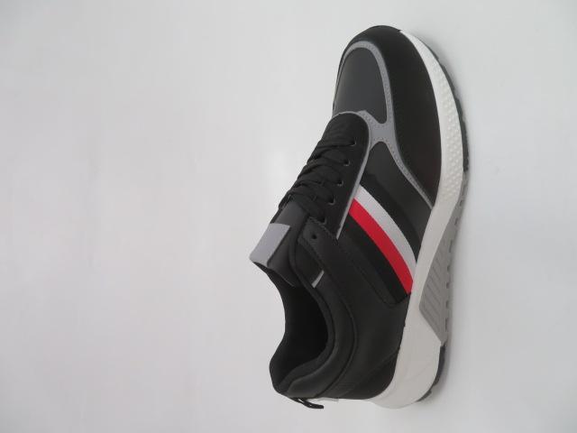 Buty Sportowe Męskie FAB-45, Black, 40-45