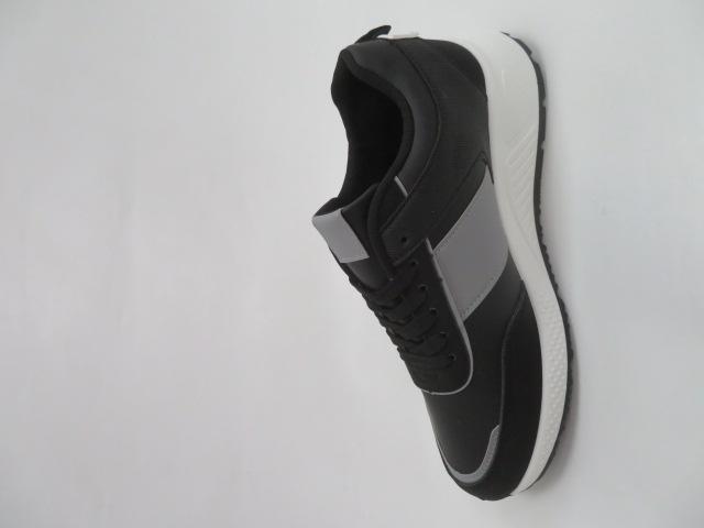 Buty Sportowe Męskie FAB-45, Black, 40-45 2