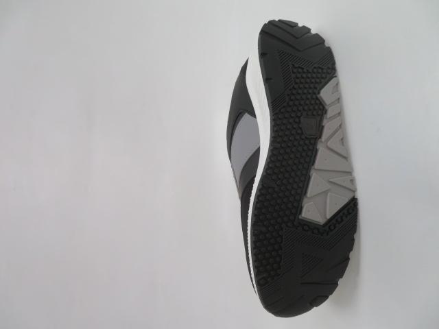 Buty Sportowe Męskie FAB-45, Black, 40-45 3