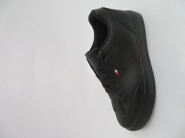 Buty Sportowe Męskie FAB-31, Black, 40-45