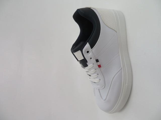 Buty Sportowe Męskie FAB-31, White, 40-45