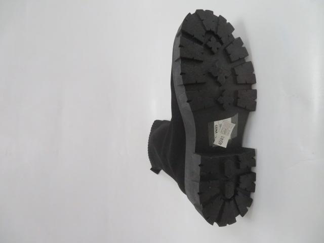 Botki Damskie PC91, Black, 36-41 2