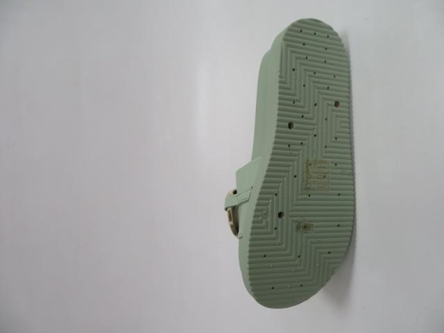 Klapki Damskie LS 226, Green, 36-41 3