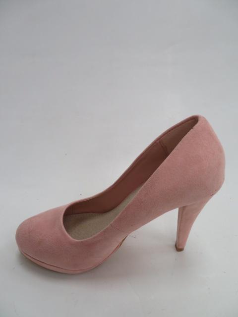Szpilki Damskie LE-201, Pink, 36-41