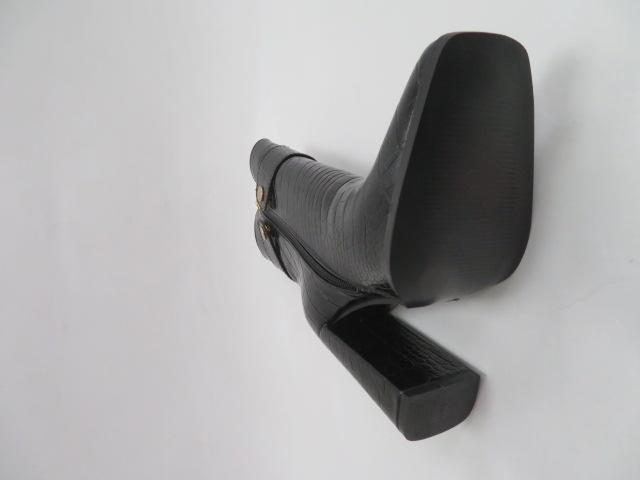 Botki Damskie 588-6, Black, 36-41 3