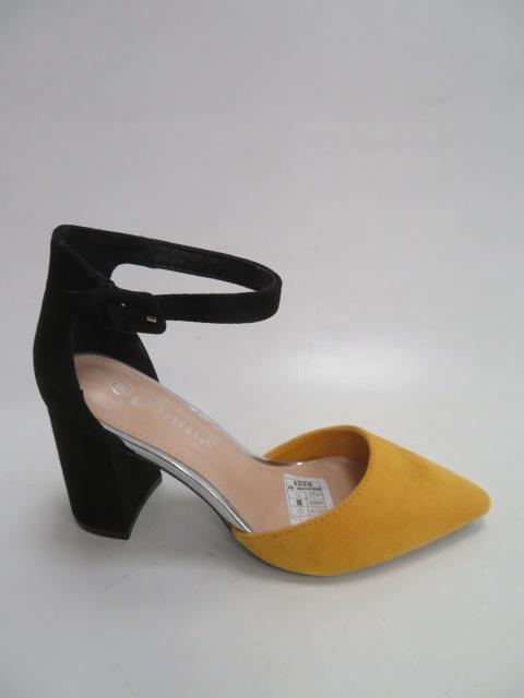 Czółenka Damskie 88-392, Yellow, 36-41