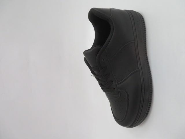 Sportowe Damskie XLL-4010, All Black,  36-41