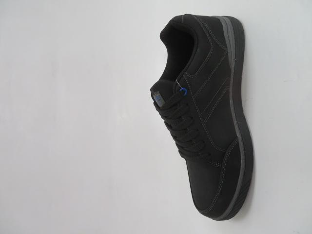 Buty Sportowe Męskie MXC 8140, Black/Blue, 41-46