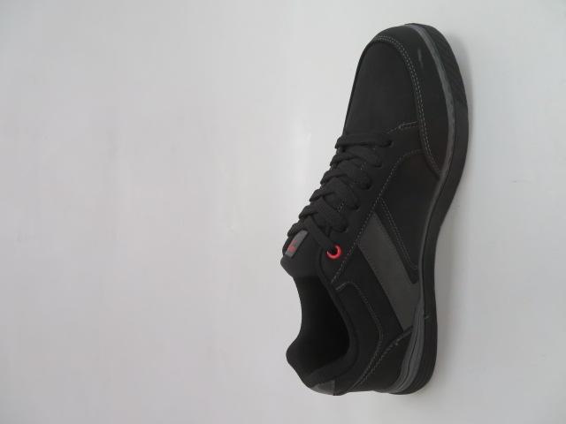 Buty Sportowe Męskie MXC 8140, Black/Red, 41-46