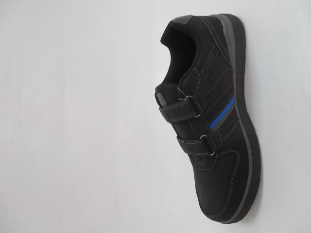Buty Sportowe Męskie MXC 8242, Black/Blue, 41-46