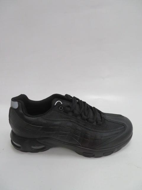 Buty Sportowe Męskie A967-2, Black , 41-46