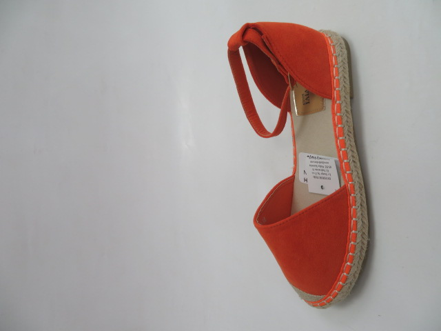 Baleriny Damskie 199-15, Orange, 36-41