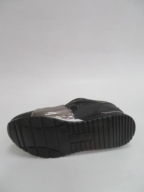 Sportowe Damskie 656, Black, 36-41