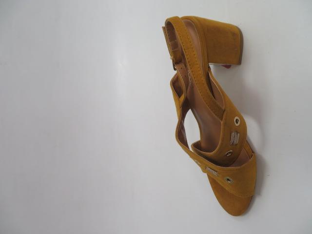 Sandały Damskie MI 115, Yellow, 36-41