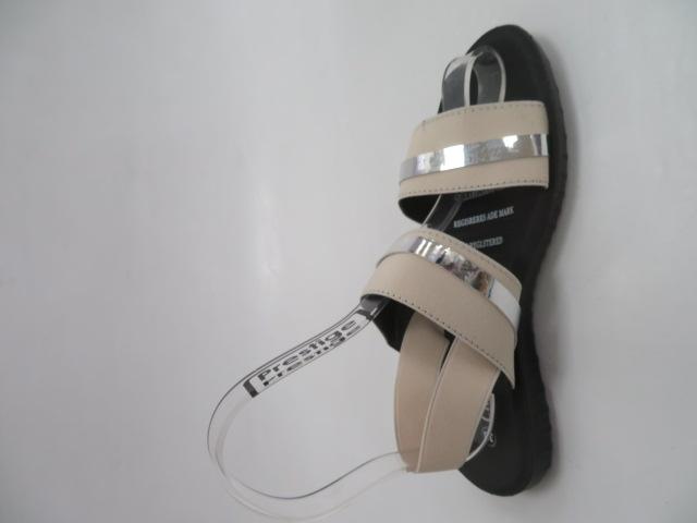 Sandały Damskie 7006, Beige, 36-41