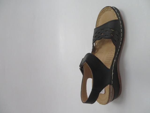 Sandały Damskie 14448, Black, 36-41