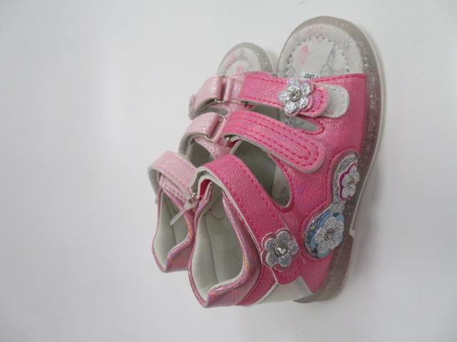 Sandały Dziecięce j247-1, Mix 2 color, 19-24