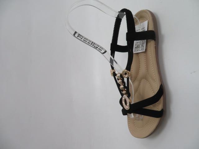 Sandały Damskie 858-3, Black, 36-41