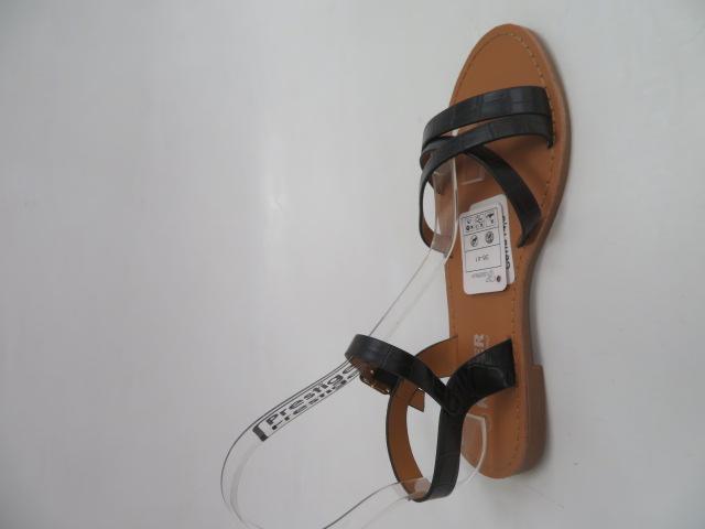 Sandały Damskie HTY-3, Black, 36-41