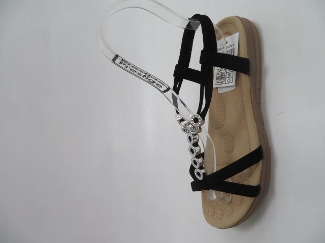 Sandały Damskie 858-8, Black, 36-41