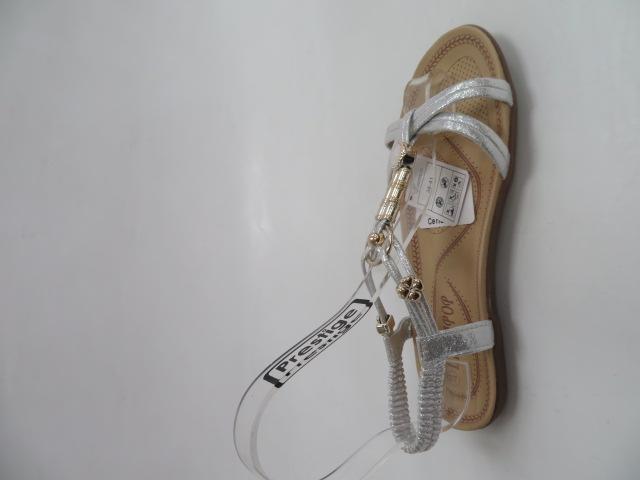 Sandały Damskie FY2016, Silver, 36-41