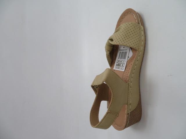 Sandały Damskie E0111-3, 36-41