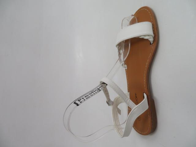 Sandały Damskie WL259, White, 36-41