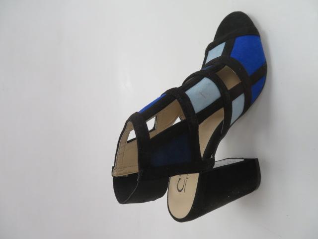 Czółenka Damskie 280-201, Blue , 36-41