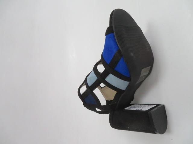 Czółenka Damskie 280-201, Blue , 36-41 3