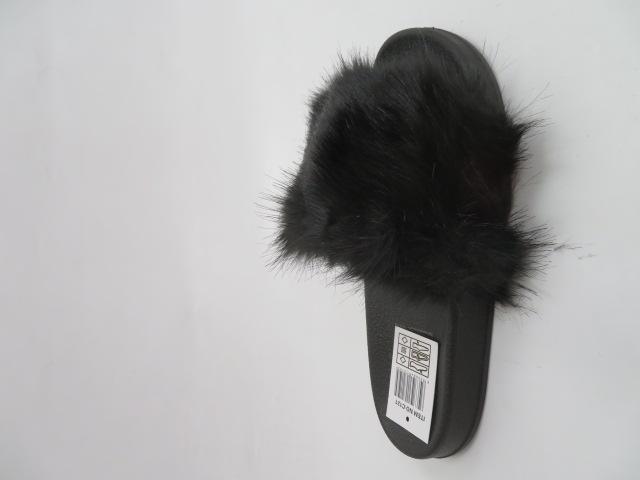 Klapki Damskie X-821, Black, 36-41