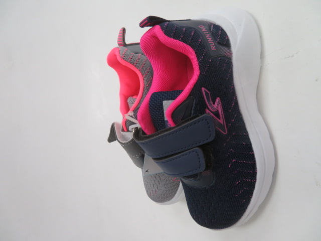 Buty Sportowe Dziecięce 2222-22, Mix color , 25-30
