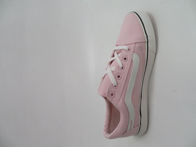 Trampki Damskie WQ806, Pink , 36-41