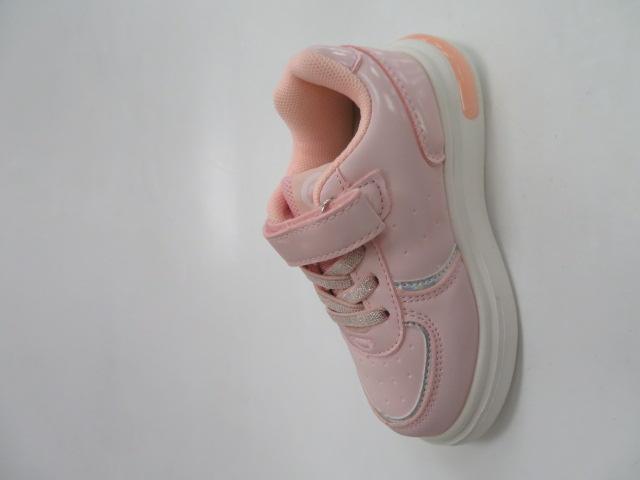 Buty Sportowe Dziecięce E82, Pink, 21-26 3