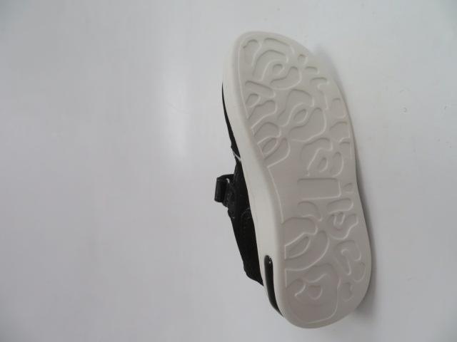 Buty Sportowe Dziecięce E82, Black, 21-26 4