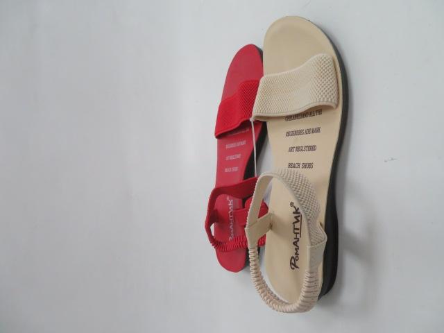 Sandały Damskie 2929, Mix color, 36-41