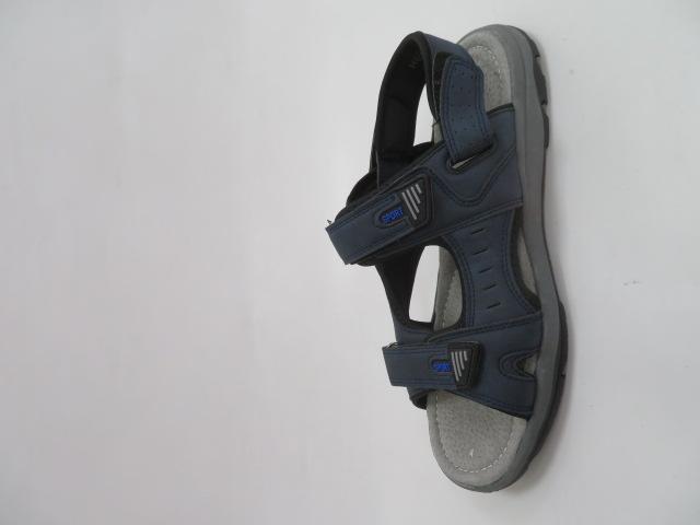 Sandały Męskie H6902-3, Navy, 41-46