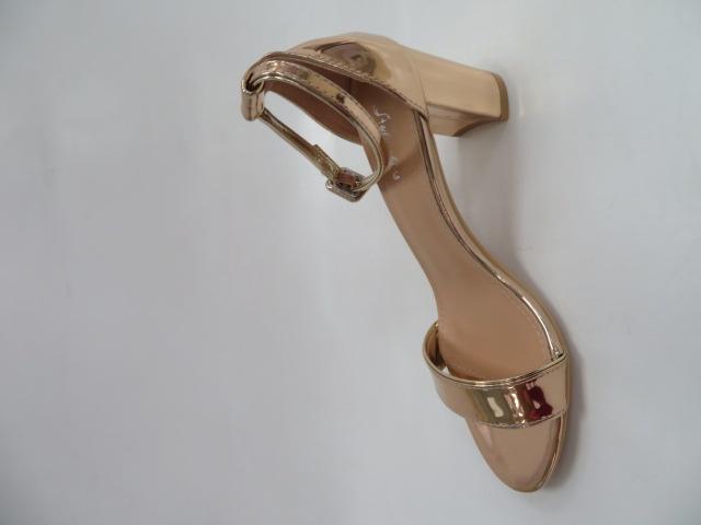 Sandały Damskie 6906, Champagne, 36-41