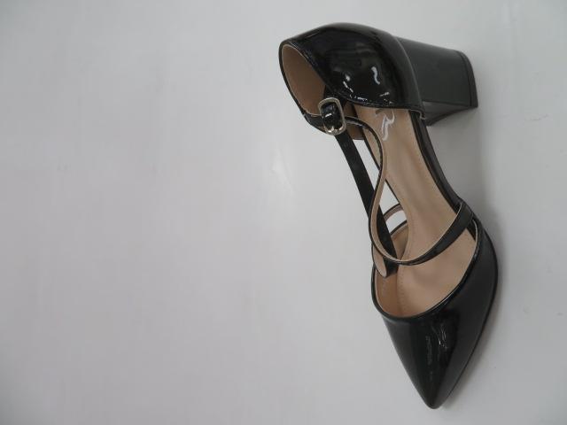 Czółenka Damskie 573-2, Black , 36-41