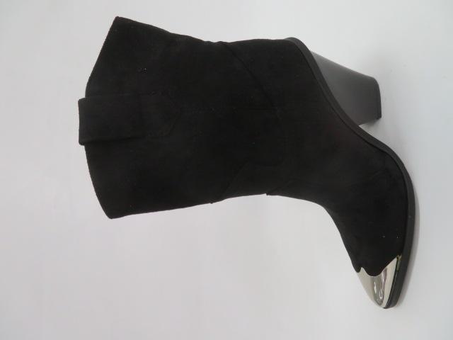 Botki Damskie 1905,  Black, 36-41 2