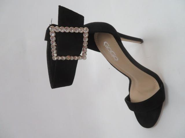 Sandały Damskie K360, Black, 36-41