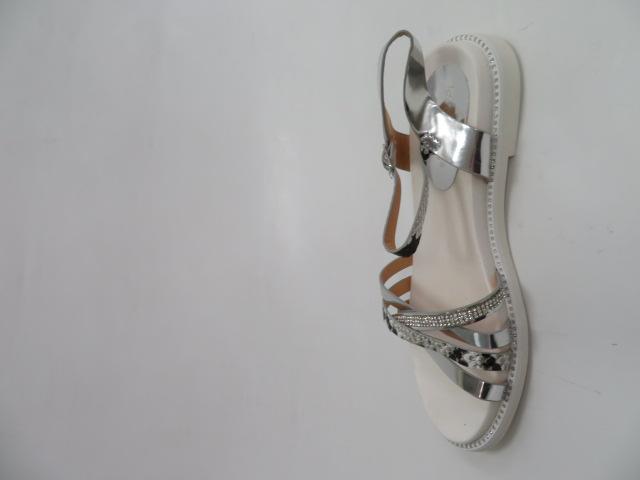 Sandały Damskie 3306, Silver , 36-41
